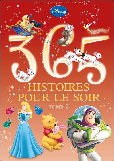 365 histoires pour le soir avec Disney