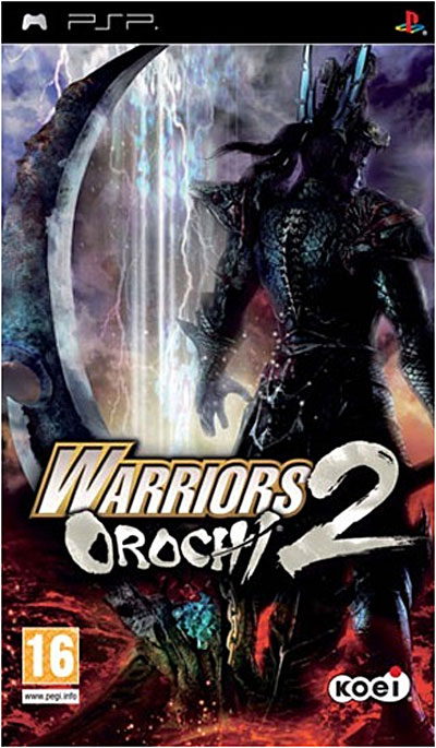 Warriors Orochi 2 - PSP