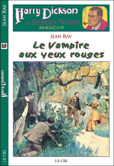 Le vampire aux yeux rouges