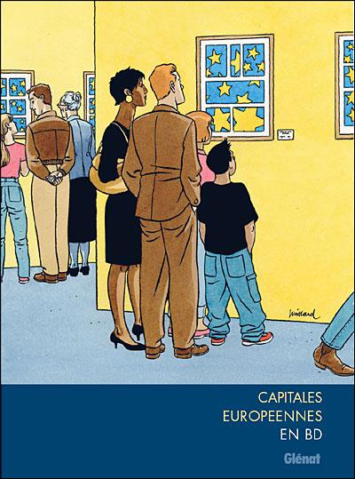 Les Capitales Européennes en BD