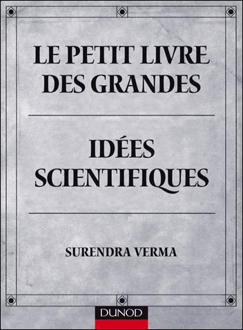 Le petit livre des grandes idées scientifiques