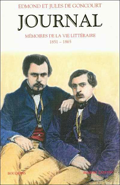 Journal des Goncourt - NE