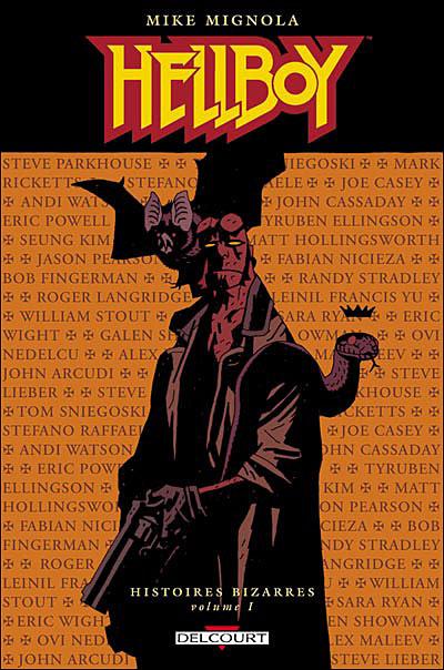 Hellboy - Histoires bizarres Tome 1 Tome 1 : Hellboy - Histoires bizarres