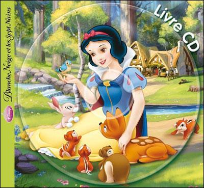 Super Disney Princesses - Livre avec un CD audio - Nouvelle édition  NS34
