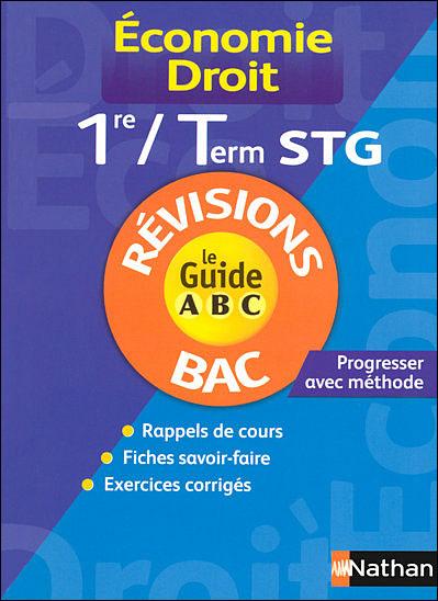 Guide abc eco droit term stg r
