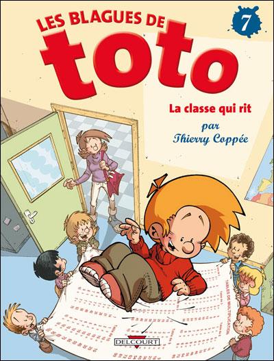 Blagues de Toto T07 La classe qui rit