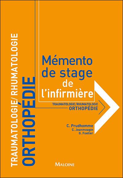 Orthopédie traumatologie, rhumatologie