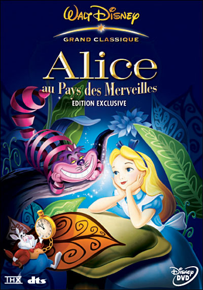 Extraordinaire Alice Au Pays Des Merveilles Dessin Animé alice au pays des merveilles - edition exclusive - clyde geronimi