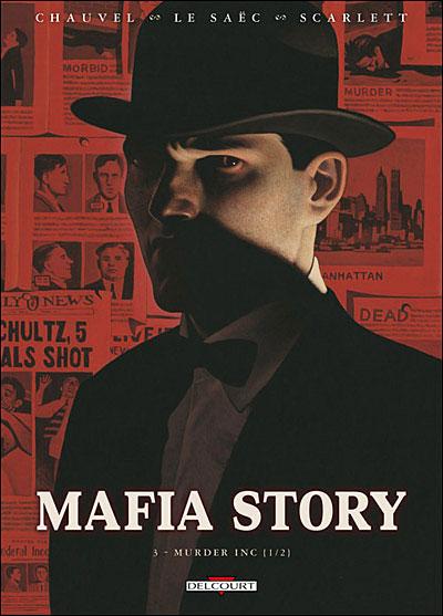Mafia story t03 murder inc 1/2