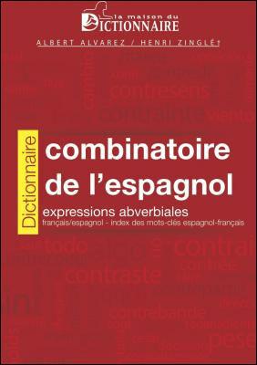 Dictionnaire combinatoire français-espagnol