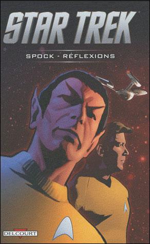 Star Trek Spok Reflexions