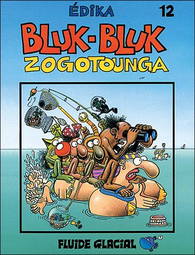 Édika - Bluk-Bluk Zogotounga