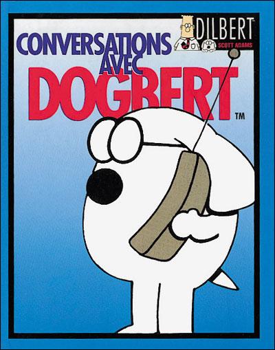 Dilbert - Tome 5 : Conversation avec Dogbert