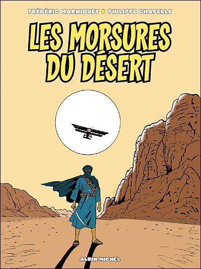 Les morsures du désert