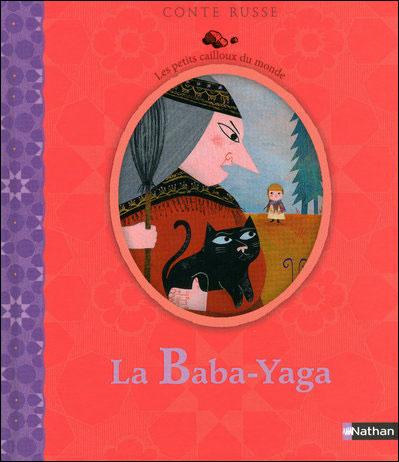 La baba-yaga - conte russe
