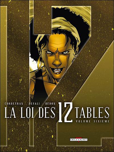 La loi des XII tables T06 volume sixième