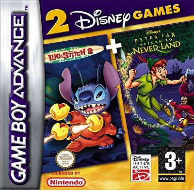 - SubTitle Contient : Lilo & Stitch 2 + Peter Pan - La Légende du Pays Imaginaire - Editeur Disney Interactive - Public
