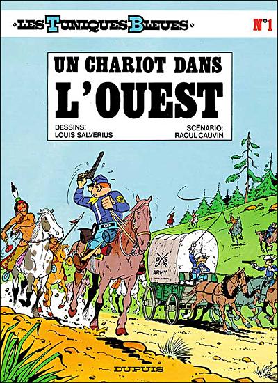 Un Chariot dans l'Ouest