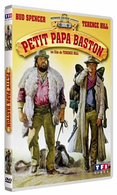 film petit papa baston