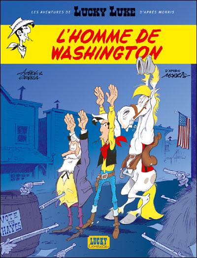 Tous à l'Ouest - L'Homme de Washington