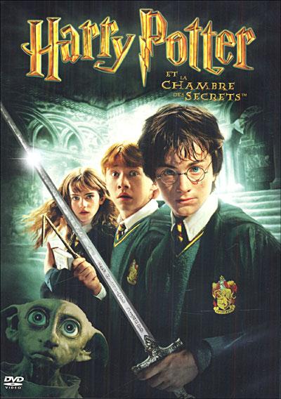 Harry Potter et la chambre des secrets Edition Simple DVD