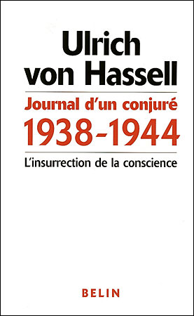 Journal d'un conjuré 1938-1944