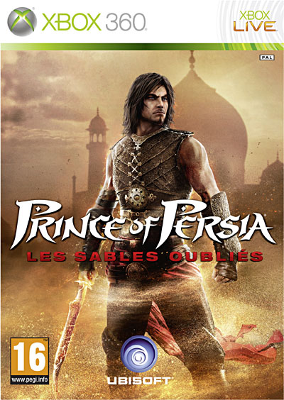 Prince Of Persia - Les Sables Oubliés - Xbox 360