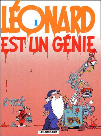 Léonard est un génie - tome 1