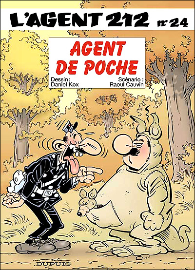 Agent de poche