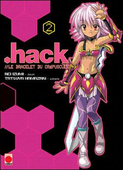 Hack - Tome 2 : Le bracelet du crépuscule