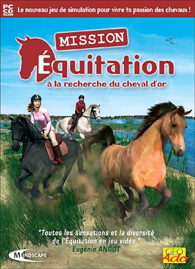 af4e824b98197 Mission Équitation - À la recherche du cheval d or - Jeux vidéo - Achat    prix