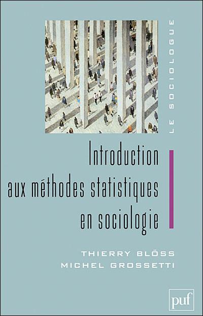 Introduction aux méthodes statistiques en sociologie