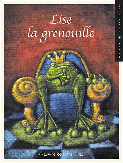Lise la grenouille