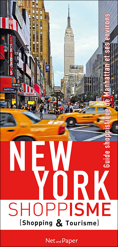 New York shoppisme : shopping et tourisme