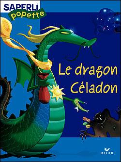 Saperlipopette CP - Le Dragon Céladon, album 3