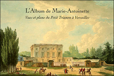 Album de Marie Antoinette
