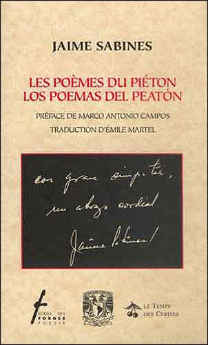 Les poèmes du piéton