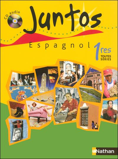 Juntos 1res toutes séries2007 + cd audio