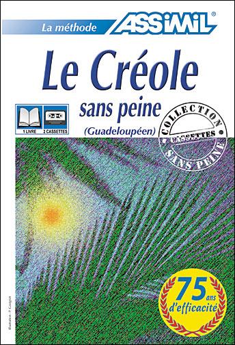 Le créole guadeloupéen sans peine