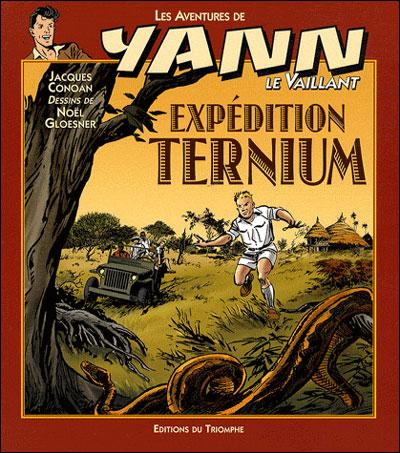 Expédition Ternium