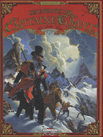Les enfants du capitaine Grant, Jules Verne 1