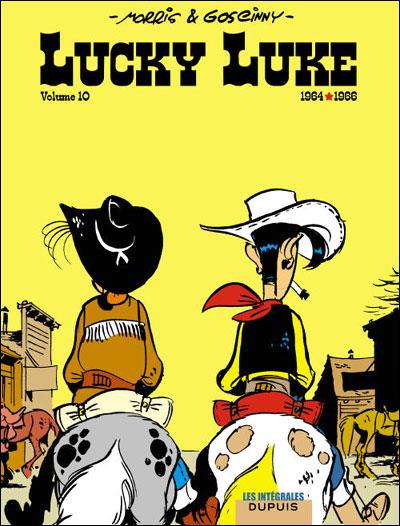 Lucky Luke - tome 10 - Lucky Luke I Integrale