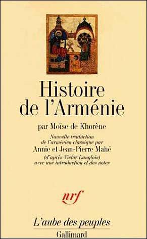 histoire armenie