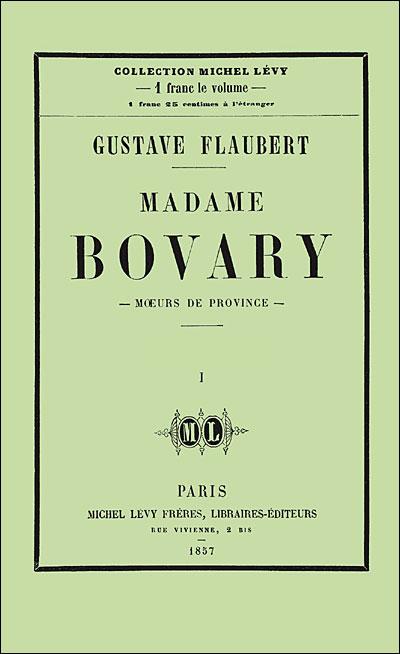 Madame Bovary et la censure devoilée