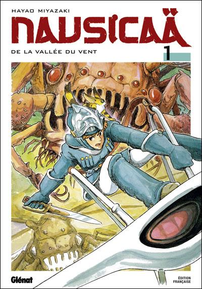 Nausicaä  NE - tome 1 - Nausicaa De La Vallee Du Vent