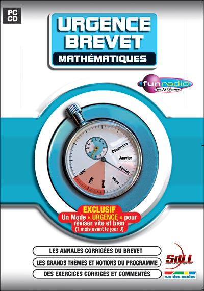 photo Sdll [société De Distribution De Logiciels De Loisirs] Urgence Brevet Mathématiques