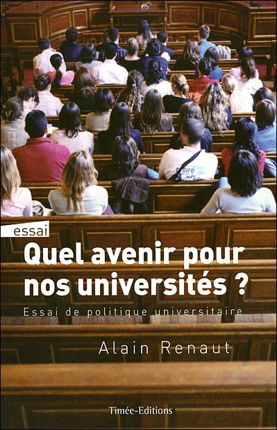 Quel avenir pour nos universités ?