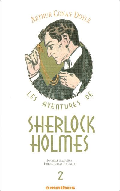 Sherlock Holmes - Tome 2 Tome 2 : Les aventures de Sherlock Holmes