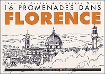 16 promenades dans Florence