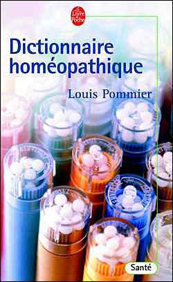 Dictionnaire homéopathique